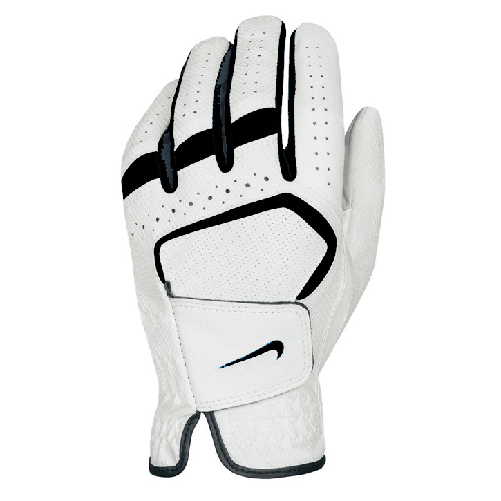 Image of Nike 2013 Dura Feel Golf Glove - White
