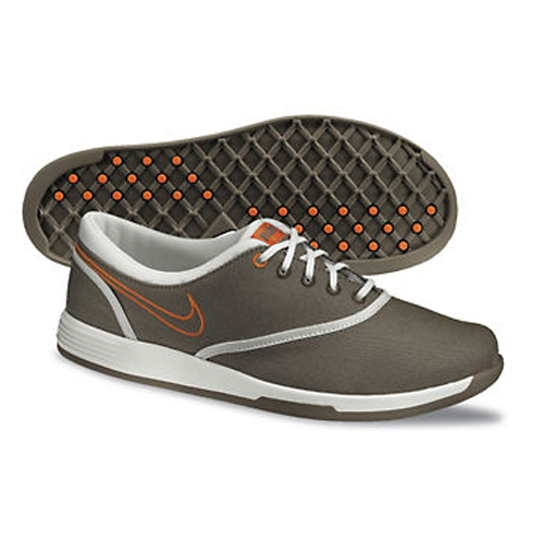 Nike Lunar Duet Sport - Womens Green/White/Orange