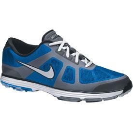 best website 3bcee 0a790 Nike Lunar Ascend Golf Shoe - Mens Wide SoarWhiteCool Grey at InTheHoleGolf  . ...