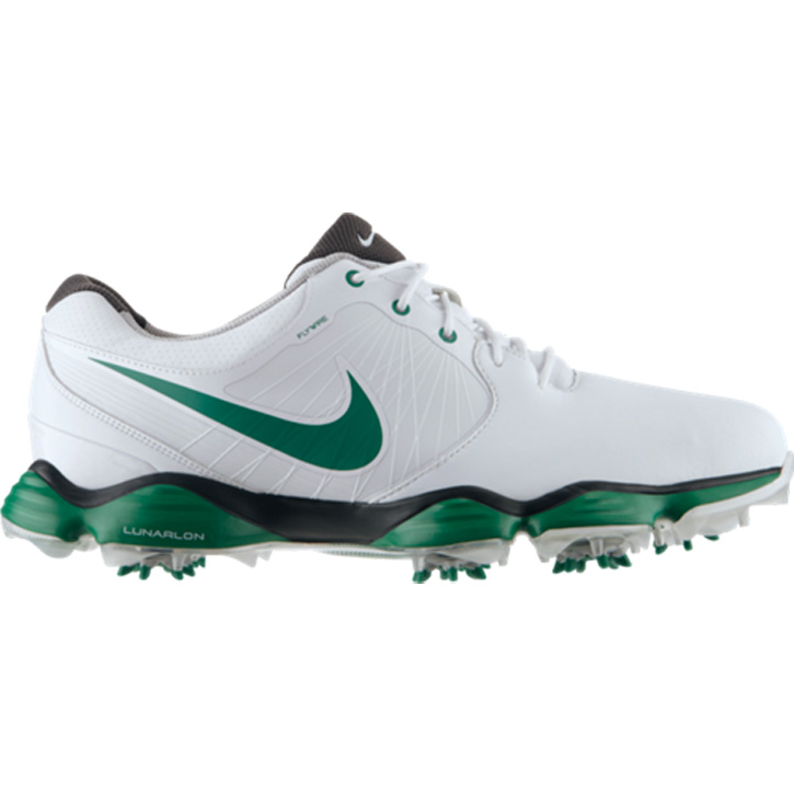 Nike Lunar Control II Limited Edition Masters Golf Shoes - White/Green at  InTheHoleGolf.com