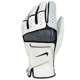 Nike Tech Xtreme Golf Glove - White/Grey