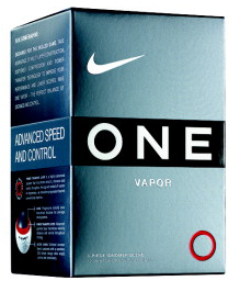 Nike One Tour Vapor Golf Balls (1 Dozen)