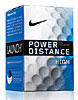 Nike Power Distance High Balls (1 Dozen)