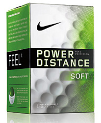 Nike Power Distance Soft Balls (1 Dozen)