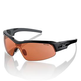 NYX Pro Z17 Sunglasses - Shiny Black Frame