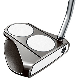Odyssey White Ice 2 Ball V-Line Putter