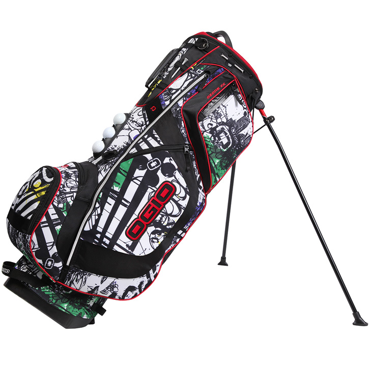 Ogio Ozone XX Stand Bag - Graffiti - Limited Edition Image