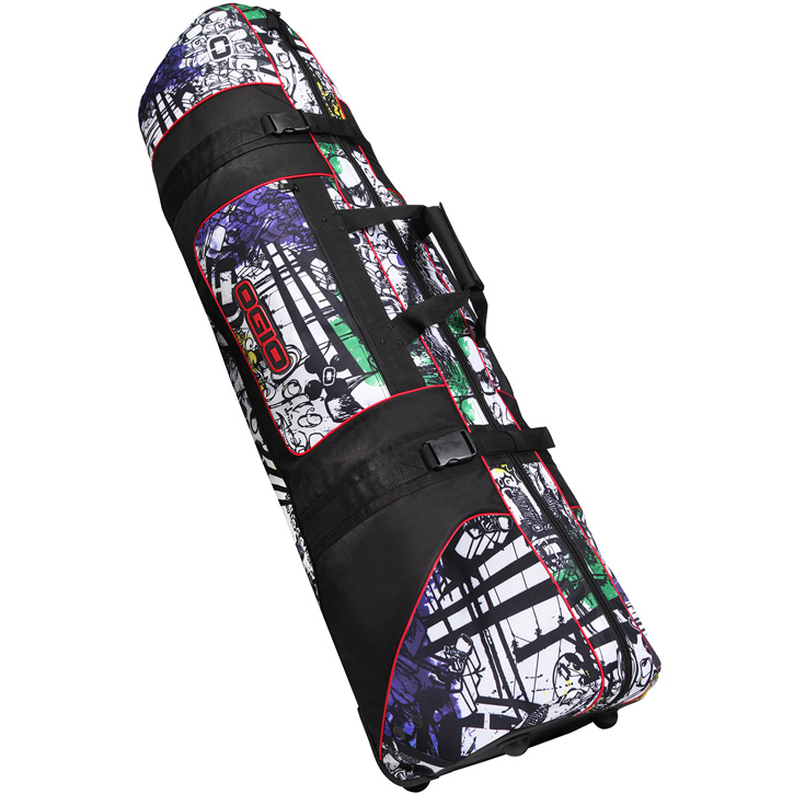 Ogio Straight Jacket Travel Bag - Graffiti - Limited Edition