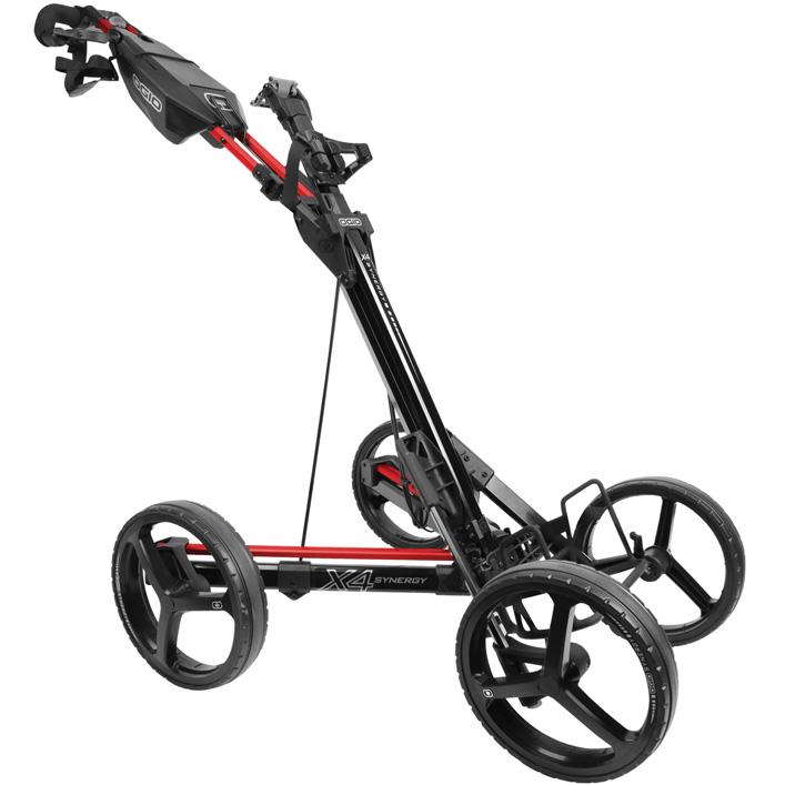 Ogio X4 Synergy Golf Push Cart at InTheHoleGolf.com Golf Puch Carts Html on