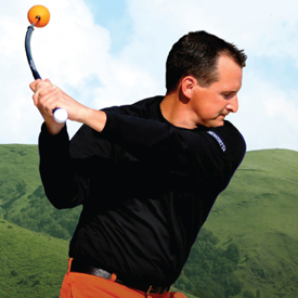 The Orange Whip Golf Training Aid