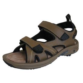 Oregon Mudders Golf Sandal - Mens Camel