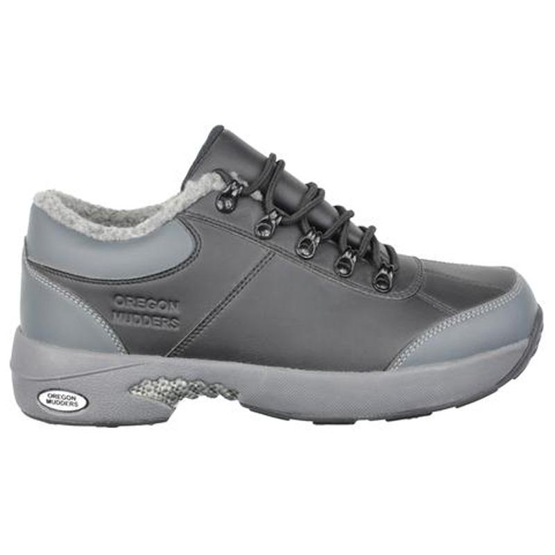 Oregon Mudders Oxford Winter Golf Shoes - Waterproof - Turf Nipple Sole - Mens