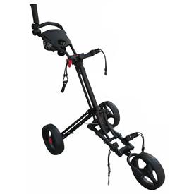 Thrifty Qwik-Fold Deluxe Three Wheel Golf Cart