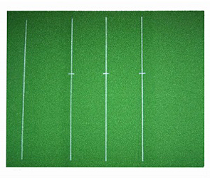 P3ProSwing Dual Stance Mat