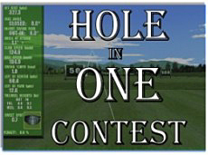 P3Pro Hole In One Competition Software