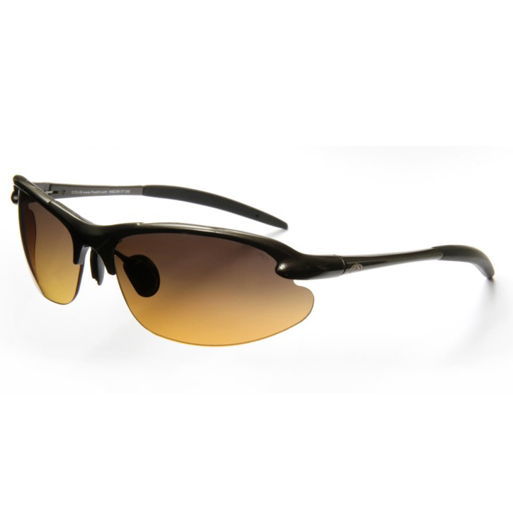 Peak Vision CY5 Sunglasses - Polished Graphite
