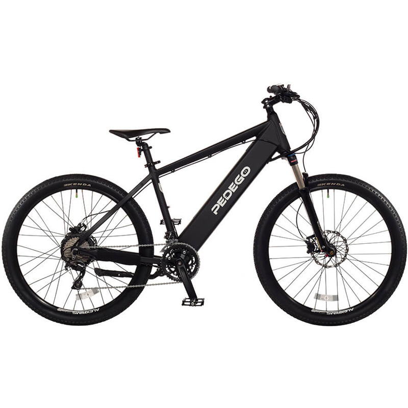 2019 Pedego Ridge Rider Electric Mountain Bike - Black