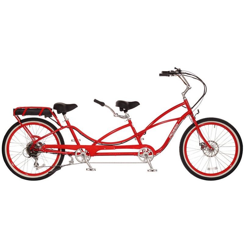 2019 Pedego Tandem Electric Bicycle - Red