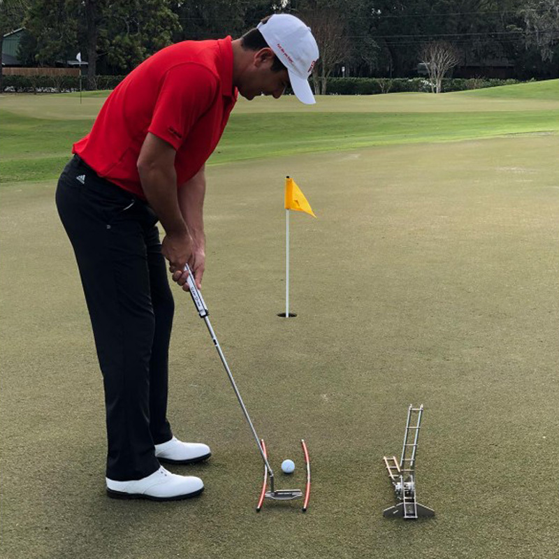 Perfect Putter - Putting Swing Arc - Golf Training Aid