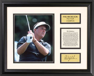 Phil Mickelson -- Signature Series