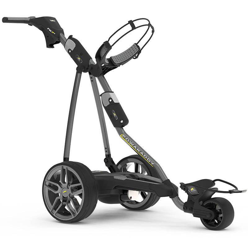 2019 PowaKaddy FW7s Lithium Electric Golf Push Cart