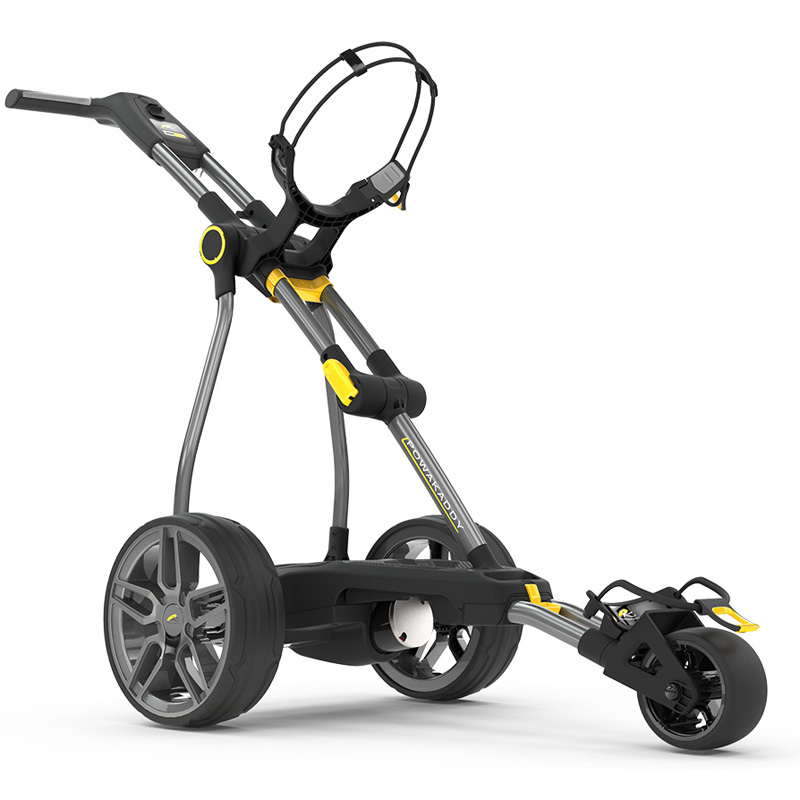 2019 PowaKaddy Compact C2i Lithium Electric Golf Push Cart