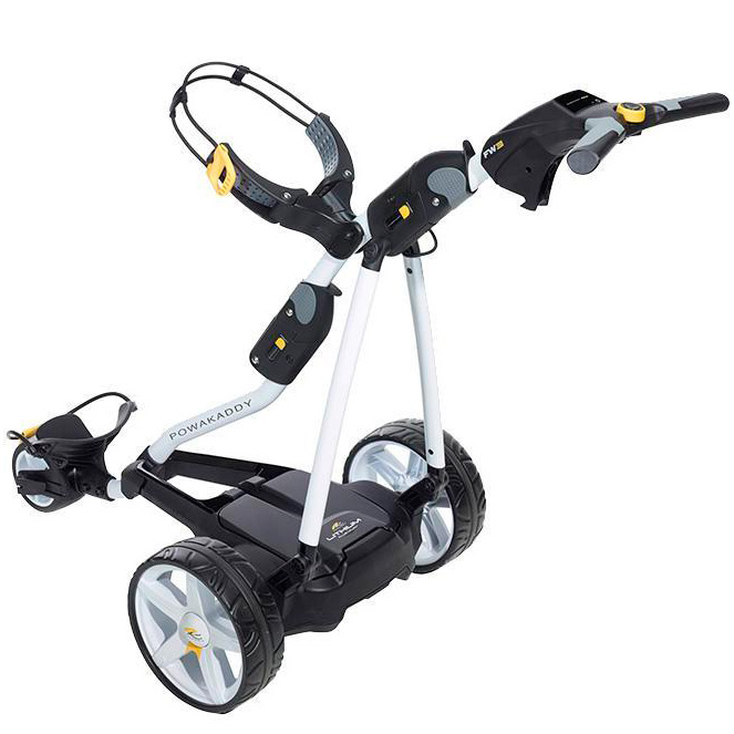 Powakaddy Fw3 Lithium Electric Golf Push Cart At
