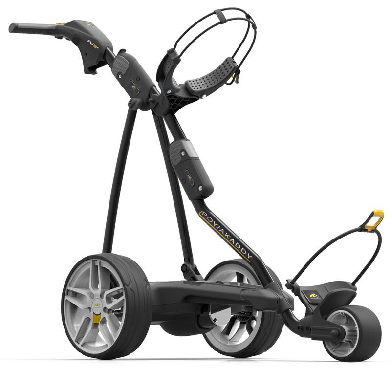 2019 PowaKaddy FW3s Lithium Electric Golf Push Cart
