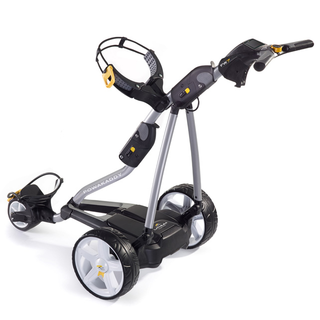 Powakaddy Fw7 Lithium Electric Golf Push Cart At
