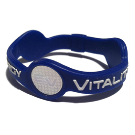 Energy and Vitality Band - Blue