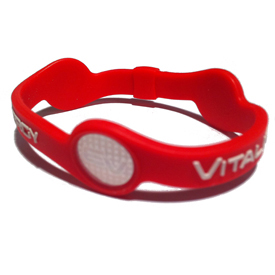 Energy and Vitality Band - Red