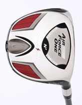 PowerBilt Air Force One Geometric Fairway Wood