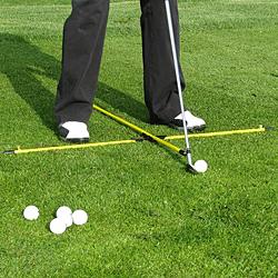 Eyeline Golf Practice T