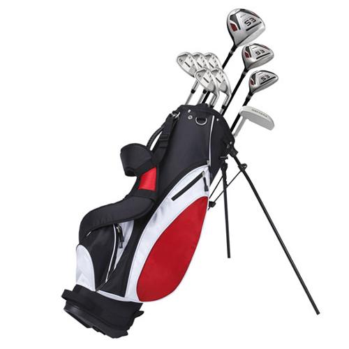 precise golf es 13 piece golf set at. Black Bedroom Furniture Sets. Home Design Ideas
