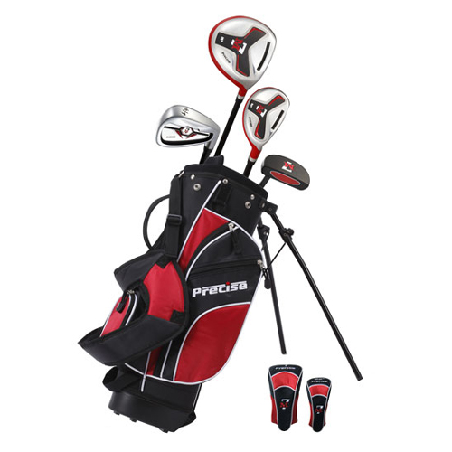 precise golf m7 7 piece junior golf set ages 3 5 at. Black Bedroom Furniture Sets. Home Design Ideas