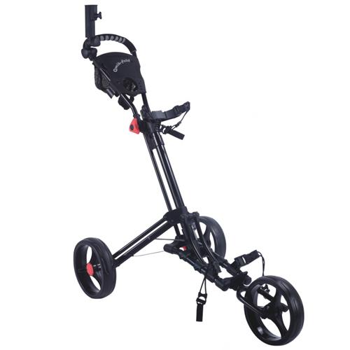 Precise Golf Qwik-Fold Deluxe Three Wheel Cart