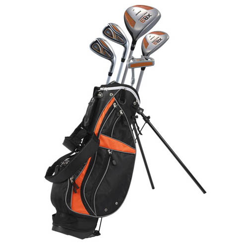 Aspire golf XR9 8 Piece Junior Golf Set - Ages 6-8