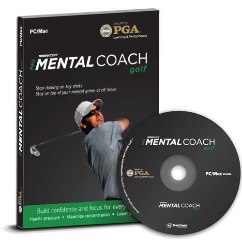 Pro Mental Coach - Interactive Golf DVD
