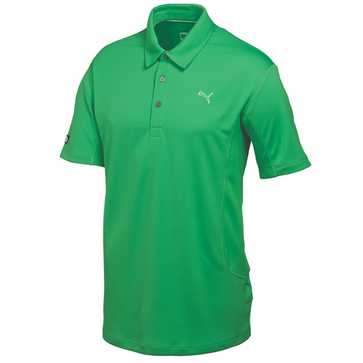 Puma Golf Tech Polo - Mens Green