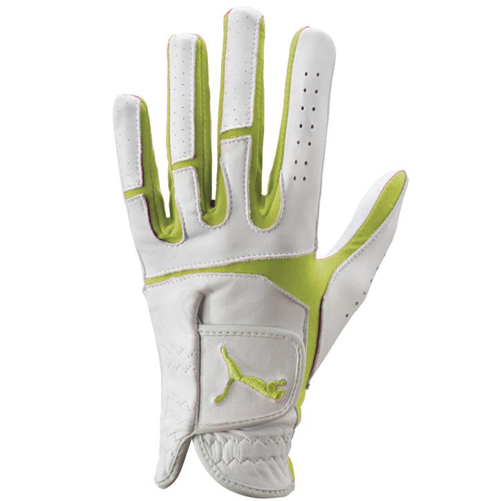 Puma Flexlite Performance Womens Glove - Lime