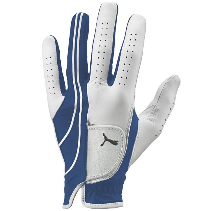 Puma Form Stripe Performance Golf Glove - Blue
