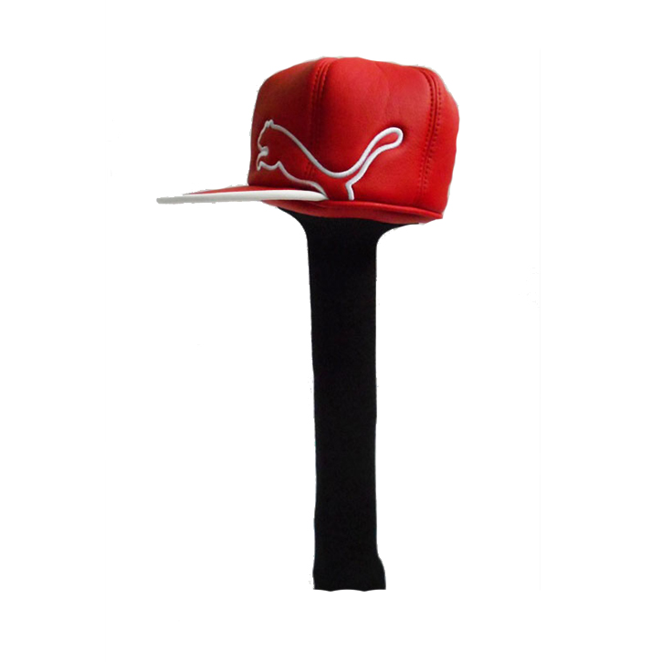 Puma Monoline Cap Headcover - Red