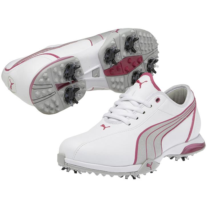 Puma Royal Tee Golf Shoes - Womens White at InTheHoleGolf.com e780003bc