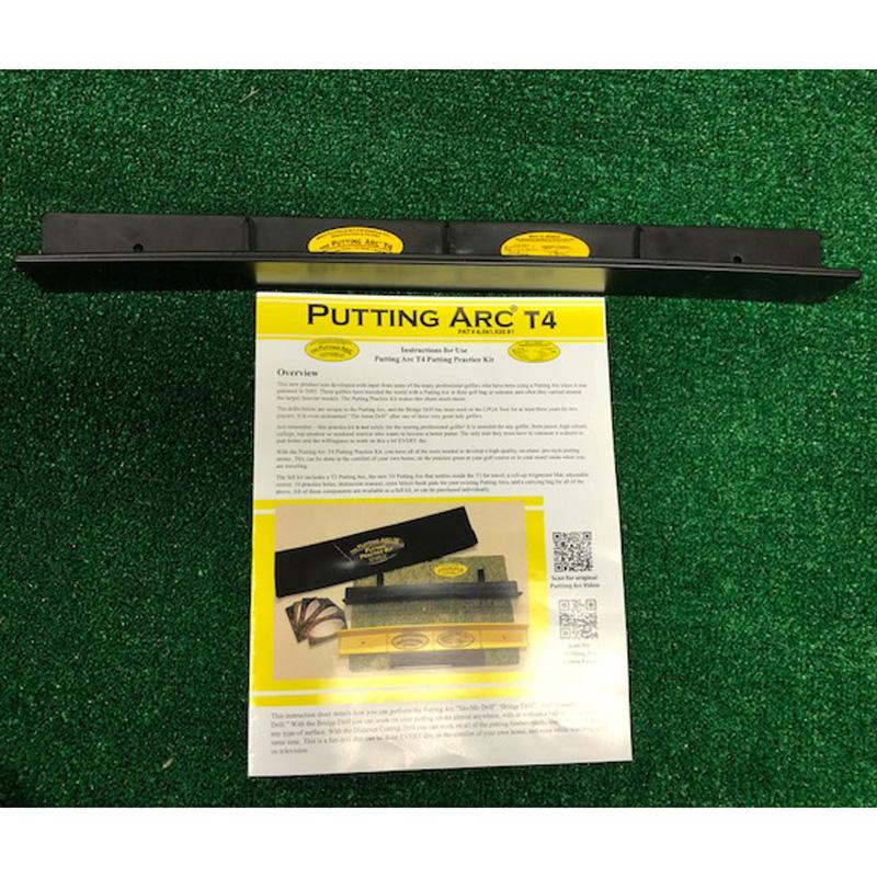 Putting Arc T4 - Golf Putting Trainer