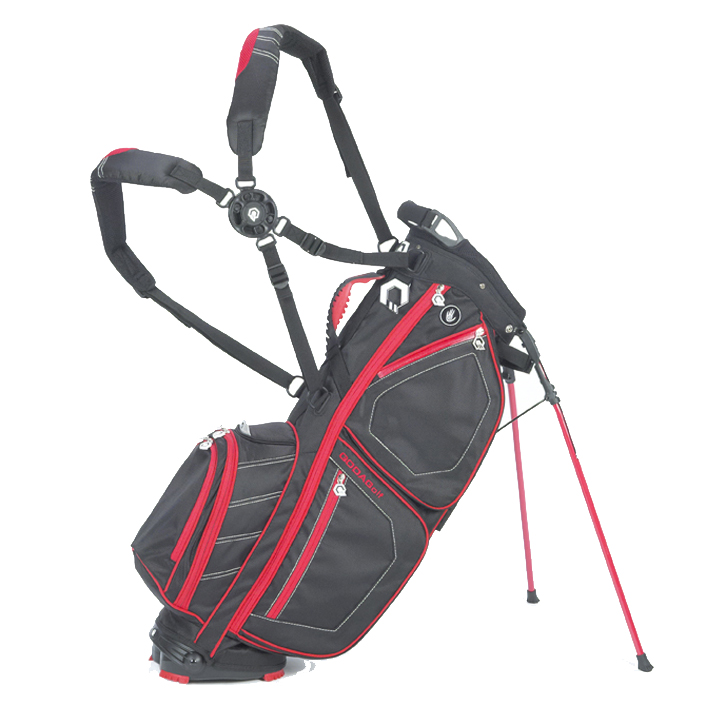 Qoda Quan Golf Stand Bag - After Burner Image