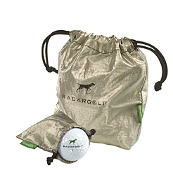Radar Golf Shield-It Pouch Set