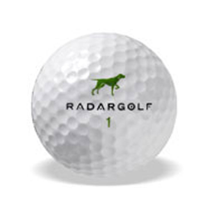 Radar Golf Balls (1 Dozen)