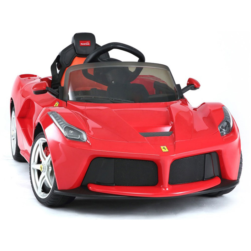 Rastar Ferrari 12v LaFerrari - Remote Controlled Kids Ride-On Car - Red