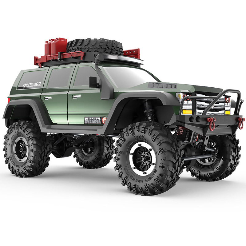Redcat Racing Everest Gen7 PRO 1/10 Scale RC Truck RTR - Green