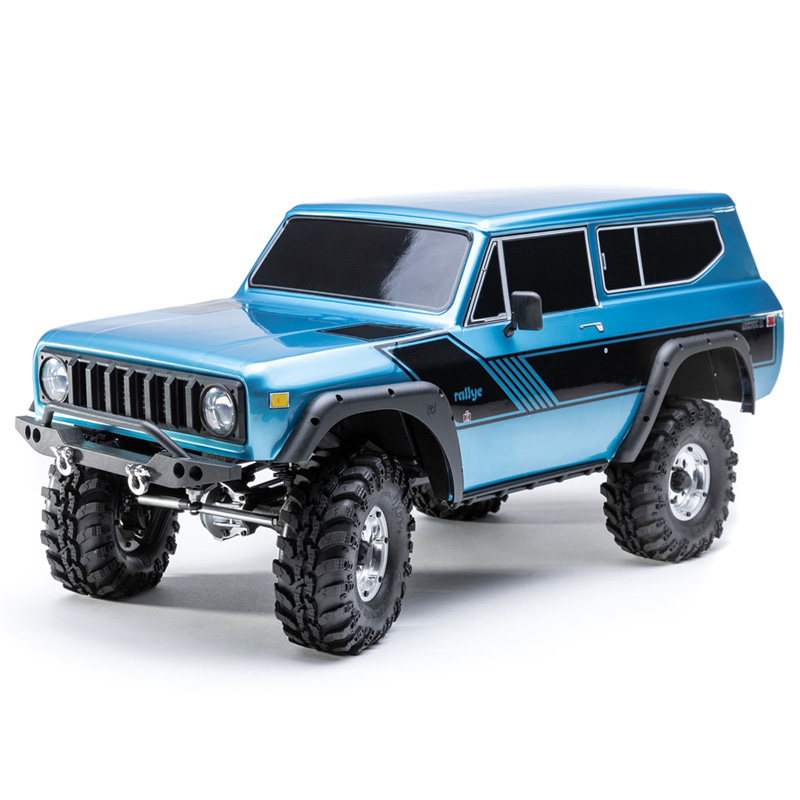 Redcat Racing Gen8 International Scout 1/10 Scale RC Truck - Blue